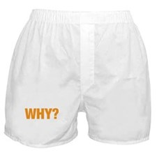 Why Boxer Shorts