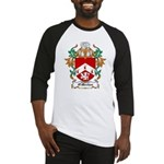 O'Meehan Coat of Arms Baseball Jersey
