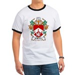 O'Meehan Coat of Arms Ringer T