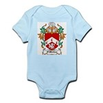 O'Meehan Coat of Arms Infant Creeper