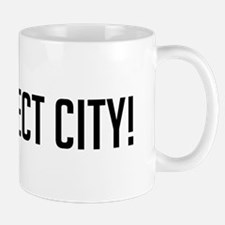 Go Project City Mug