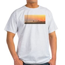 Evening at the Lakeshore - Grand Haven, MI T-Shirt