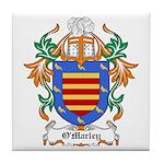 O'Marley Coat of Arms Tile Coaster