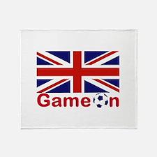 Let the Games Begin Throw Blanket