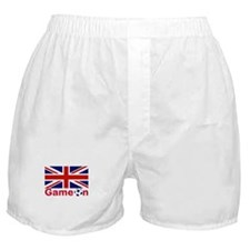 Let the Games Begin Boxer Shorts