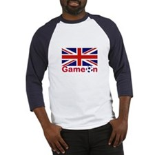 Let the Games Begin Baseball Jersey