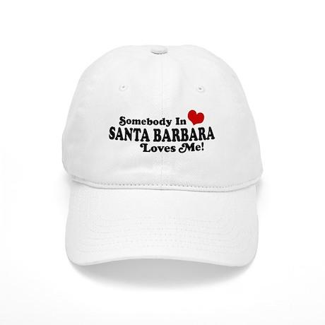 Santa Barbara California Cap