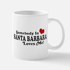 Santa Barbara California Mug