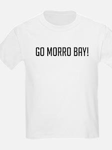 Go Morro Bay Kids T-Shirt