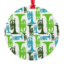 Mellophones Ornament