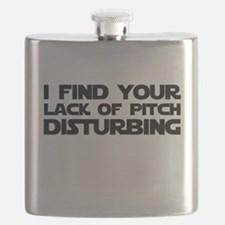 Lack of Pitch Flask