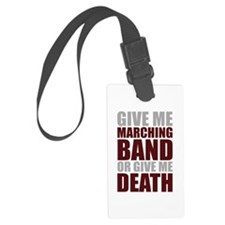 Band or Death Luggage Tag