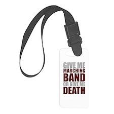 Band or Death Luggage Tag