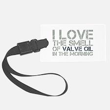 Valve Oil Luggage Tag