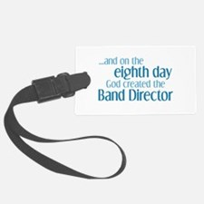 Band Director Creation Luggage Tag