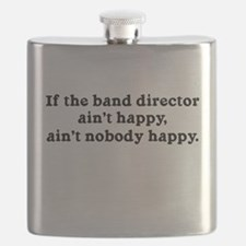 Cute Director band Flask