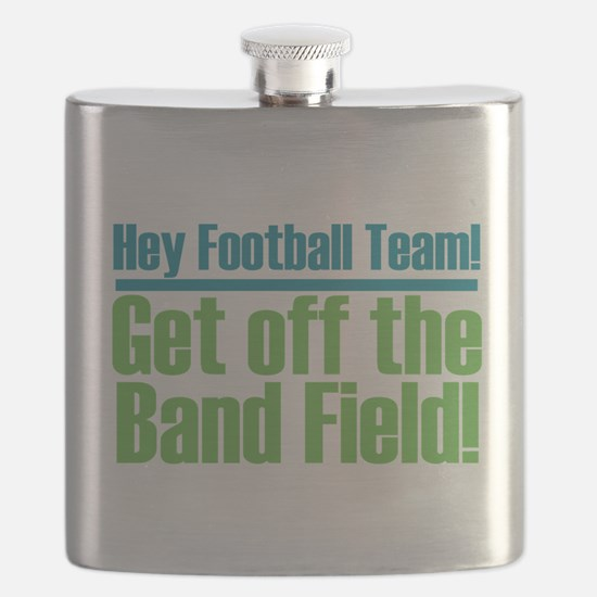 Marching Band Field Flask