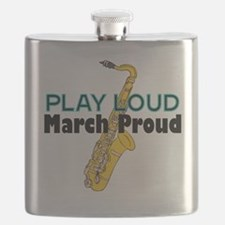 Funny Sax Flask
