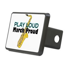 Cute Marching band Hitch Cover