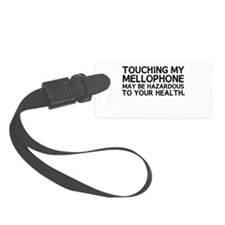 Mellophone Hazard Luggage Tag