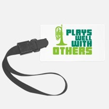 Cool Mellophone Luggage Tag