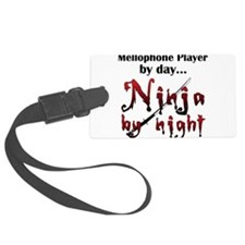Mellophone Ninja Luggage Tag