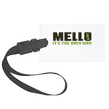 Mello Luggage Tag