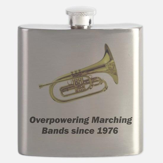 Mellophone Flask