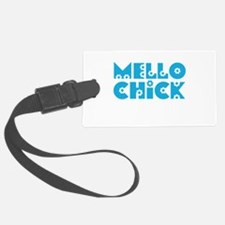 Mello Chick Luggage Tag