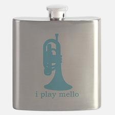 I Play Mello Flask