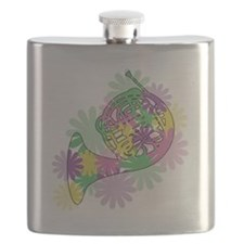 flower_horn3_black.png Flask