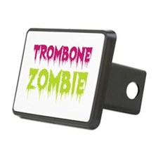 Trombone Zombie Hitch Cover