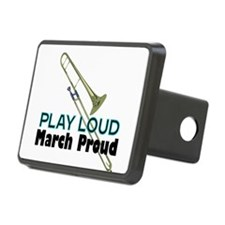 Funny Marching band Hitch Cover