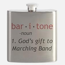 Definition of a Baritone Flask
