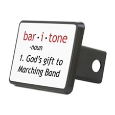 Definition of a Baritone Hitch Cover