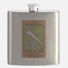 Baritone of Doom Flask