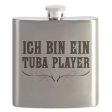 Cute Iching Flask