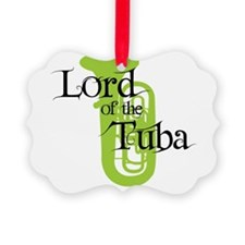 Lord of the Tuba Ornament