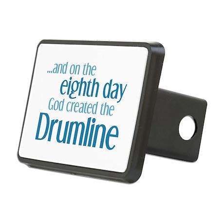 Drumline Creation Rectangular Hitch Cover