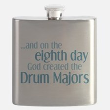 Drum Major Creation Flask