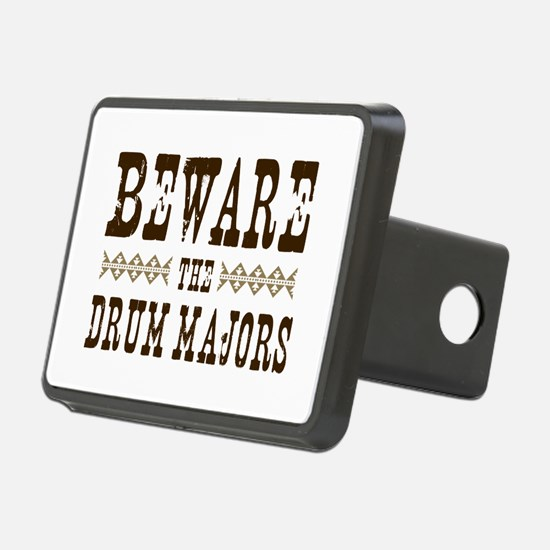Beware the Drum Majors Hitch Cover