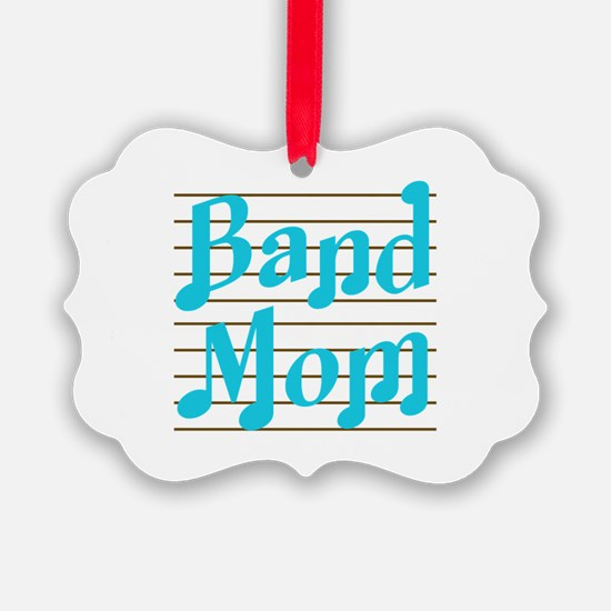 Musical Band Mom Ornament