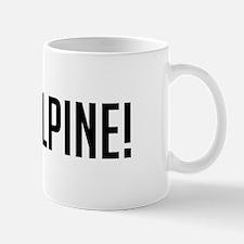 Go Calpine Mug