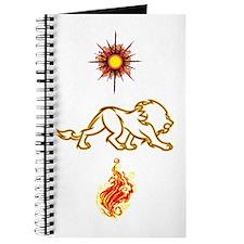 Fire Elf - Journal
