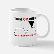 Trim Or Bush Mug