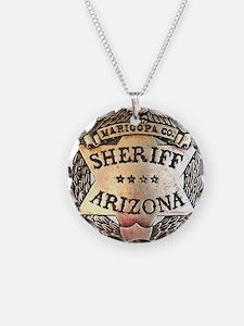 Maricopa Arizona Sheriff Necklace