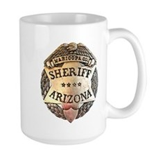 Maricopa Arizona Sheriff Mug