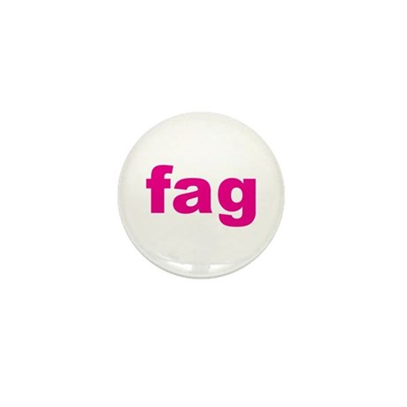 fag Mini Button