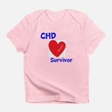 CHD Survivor Infant T-Shirt