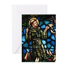 Saint Francis Greeting Cards (Pk of 10)